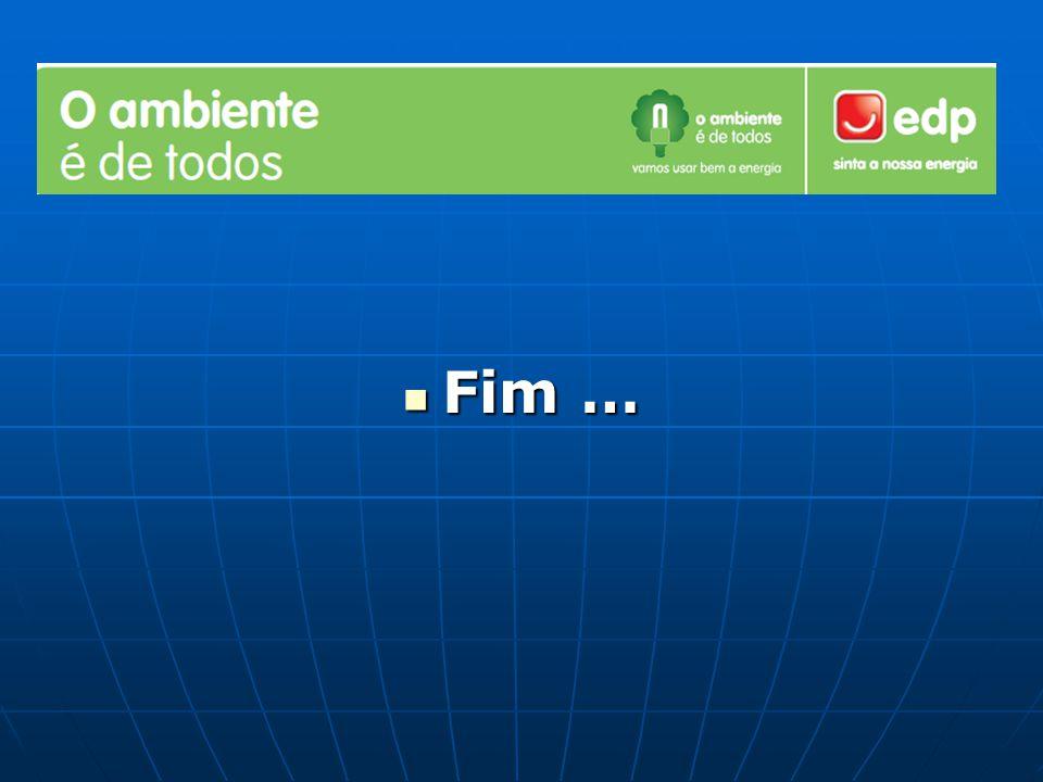 Fim … Fim …
