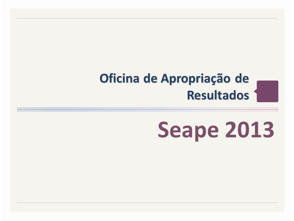 Conto - Celebração da desconfiança Seape 2013