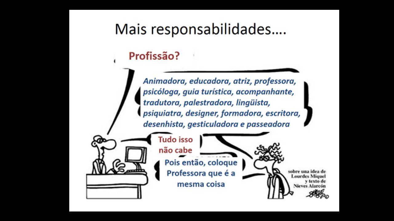 Ensinar: Um ofício muito complexo, mas que parece fácil para as pessoas