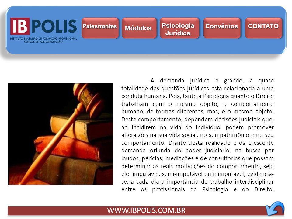 Informações www.ibpolis.com.br (19) 3937-4693 (19) 9445-7437 9*10964 Realização Credenciamento FAJ MEC – Parecer: IES 1490 (Portaria 586 05/05/2000) * Algumas informações contidas nesse informativo estão sujeitos a alterações.