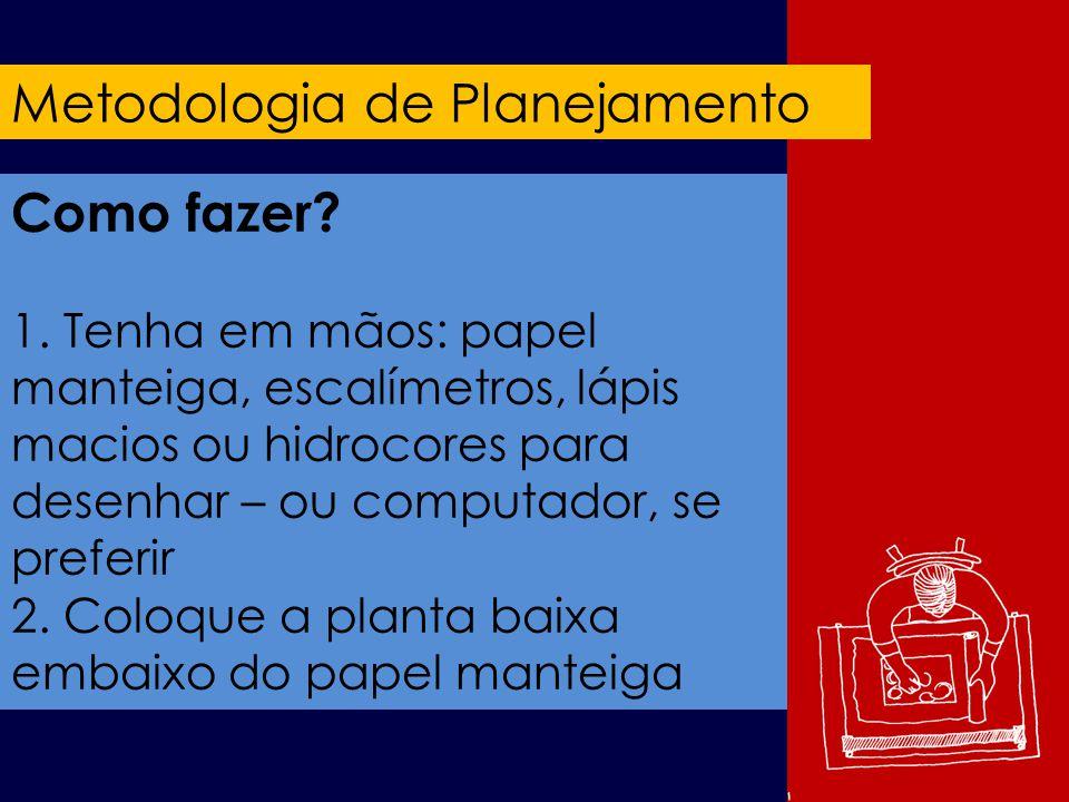 Metodologia de Planejamento Como fazer.1.