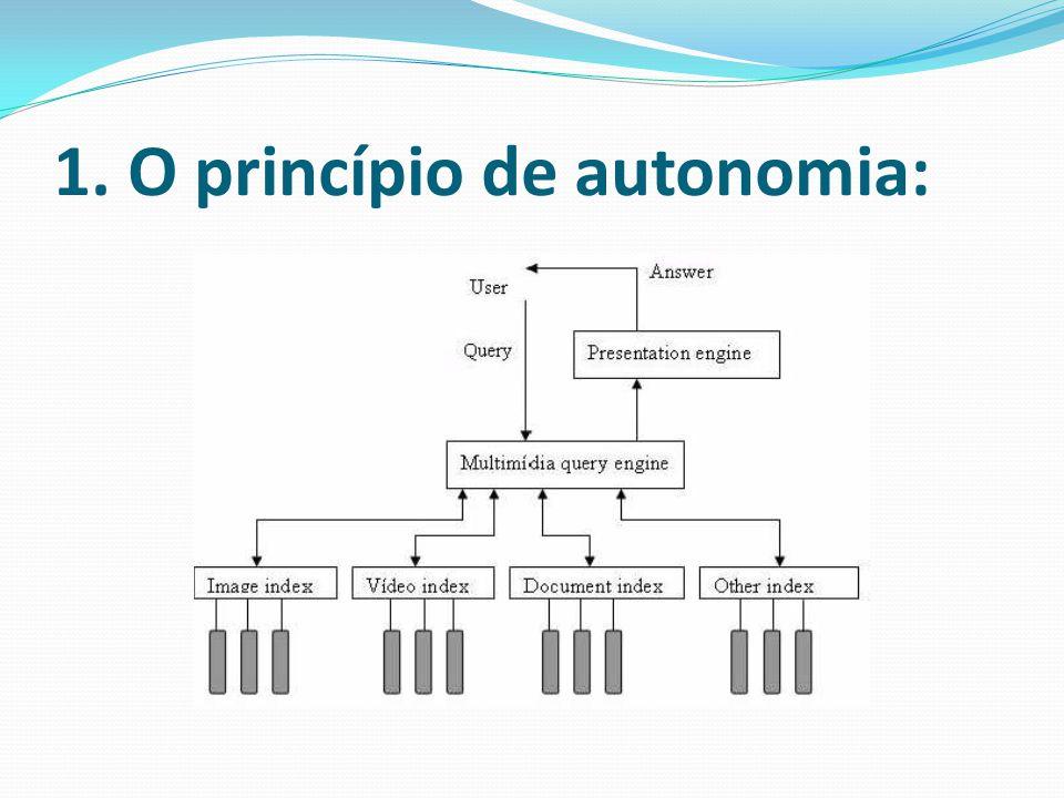 2. O princípio de uniformidade: