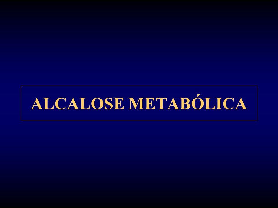 ALCALOSE METABÓLICA