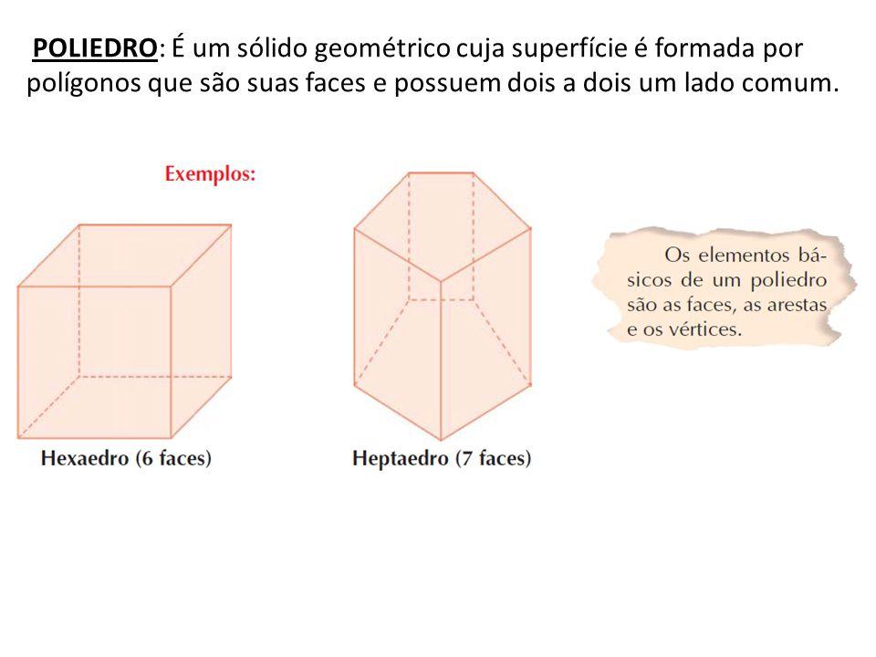 Calcule a área da base, a área lateral, a área total e o volume em cada caso: b) Prisma triangular regular de aresta lateral 2cm e aresta da base 4cm 2cm