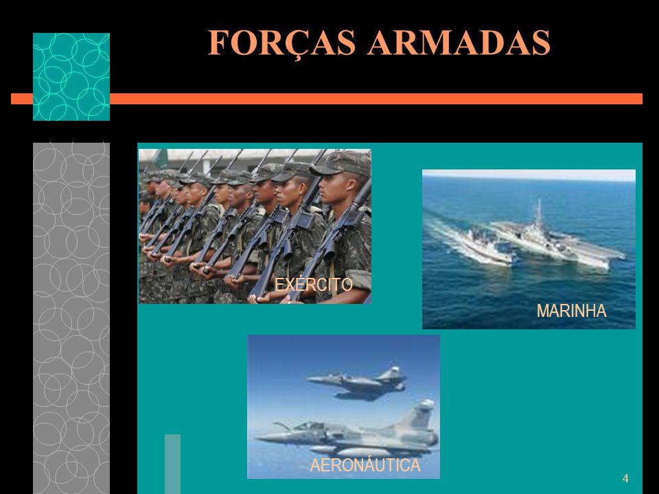 5 MISSÃO DO EXÉRCITO  Preparar a Força Terrestre para defender a Pátria, garantir os poderes constitucionais, a lei e a ordem.
