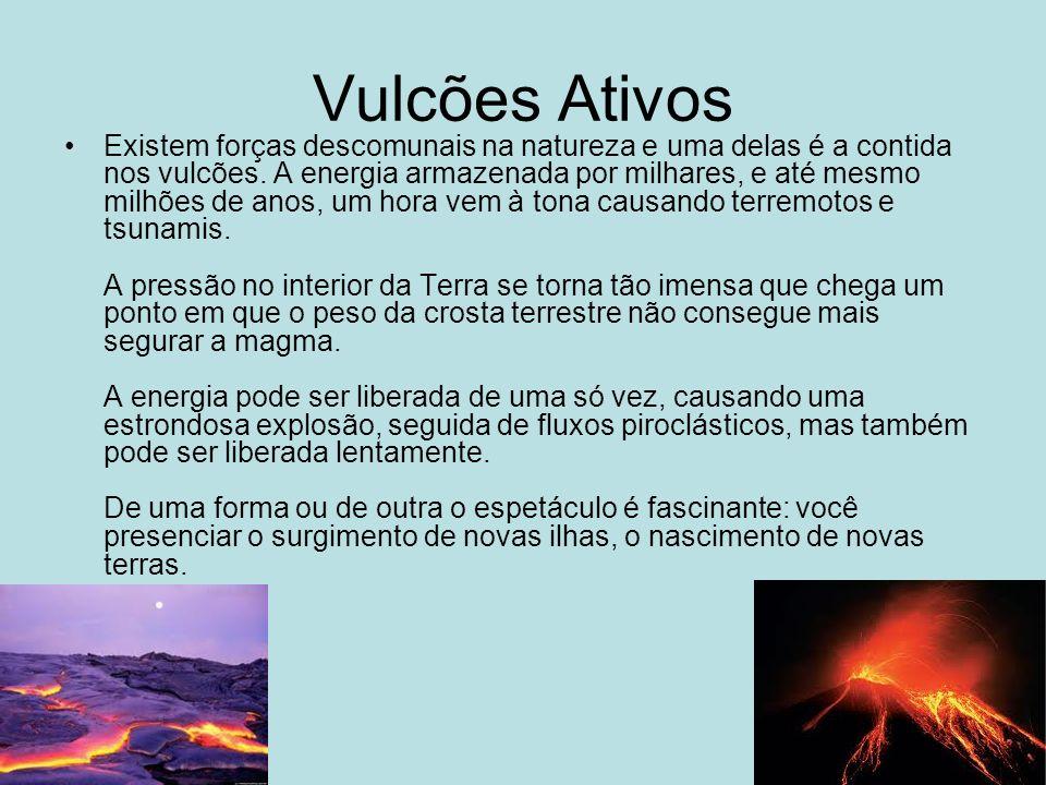 Os vulcões mais ativos do mundo - Tungurahua, Equador - Um dos vulcões mais ativos atualmente.