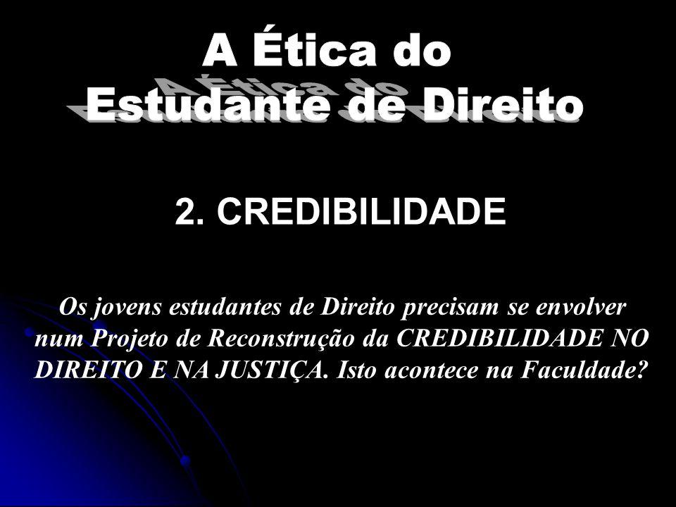 CEAP - CURSO DE DIREITO - ETICA GERAL E PROFISSIONAL SEJA ÉTICO: (Lara Sellen) 1.
