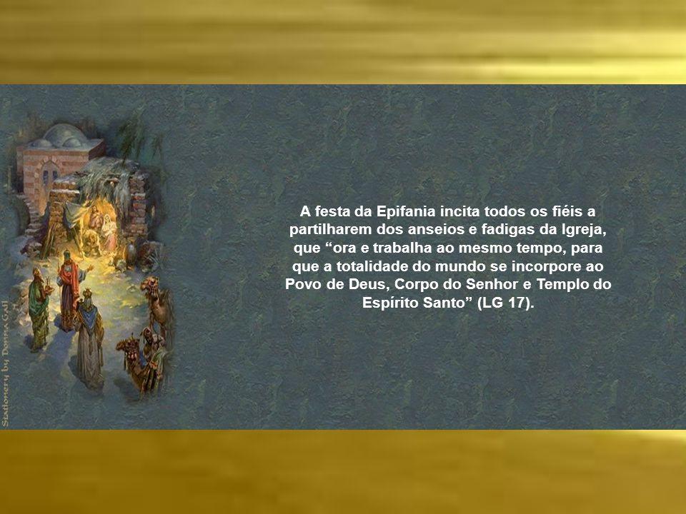 Nos Reis Magos, vemos milhares de almas de toda a terra que procuram o Senhor para adora-Lo. Passaram-se vinte séculos desde aquela primeira adoração,