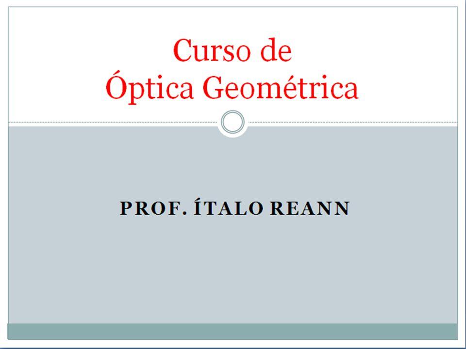 Aula 4 - Espelho Côncavo 2º) Objeto sobre o centro de curvatura características: real, invertida, igual