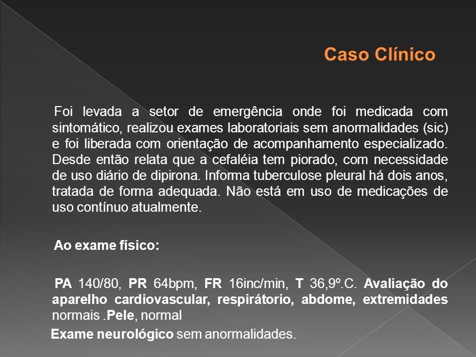  P1.Crises convulsivas tônico-clônicas generalizadas  P2.