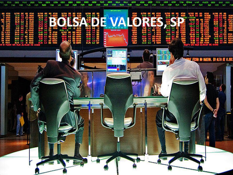 BOLSA DE VALORES, SP