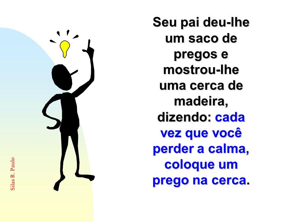 Silas R.Paulo Se esta mensagem voltar para você, quer dizer que você tem um círculo de amigos.