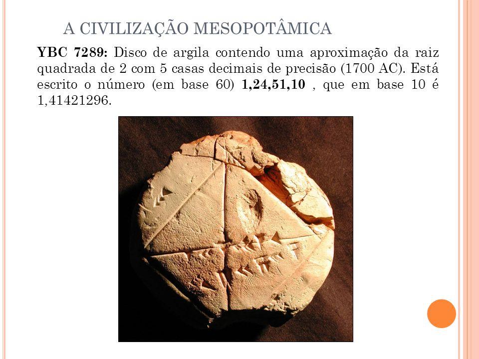 Declínio da Matemática Grega (séc.