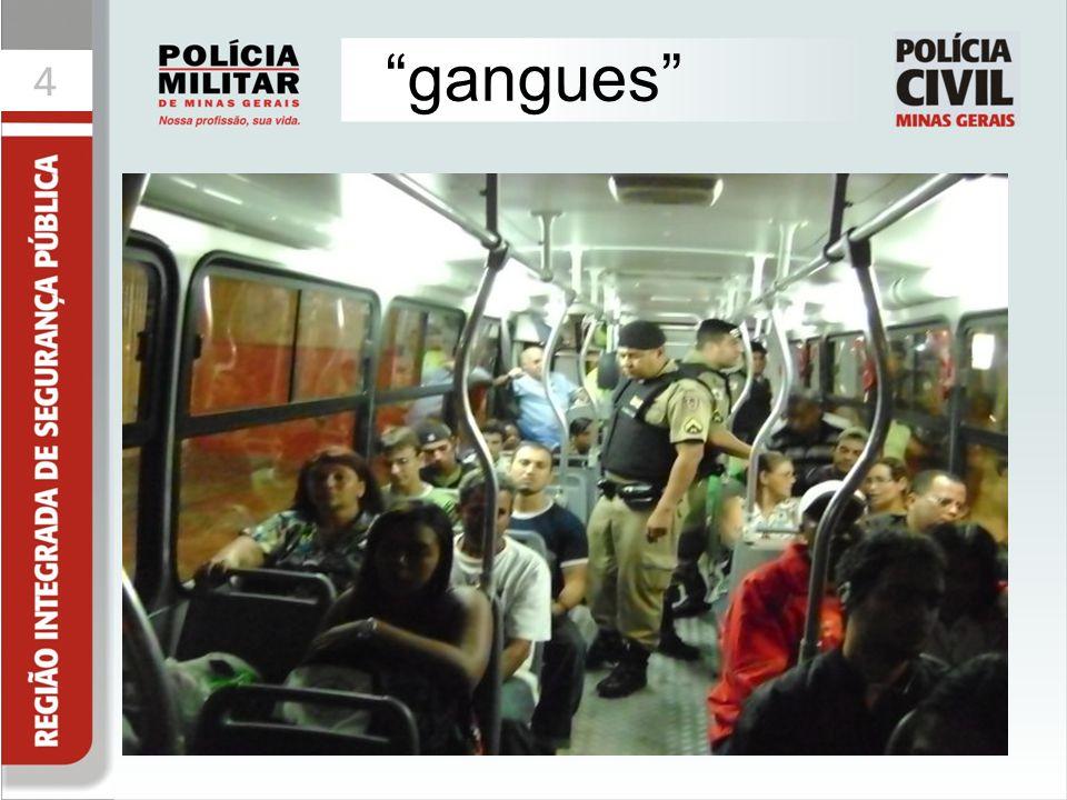 """4 """"gangues"""""""