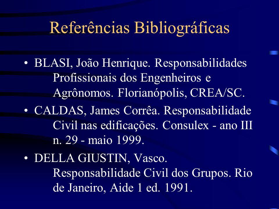 Jurisprudência - Ementas 04 - Indenização - Responsabilidade Civil.