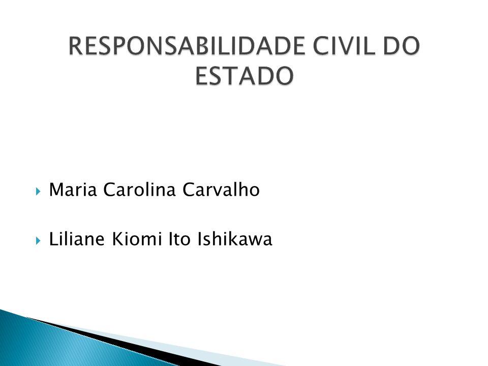  Maria Carolina Carvalho  Liliane Kiomi Ito Ishikawa