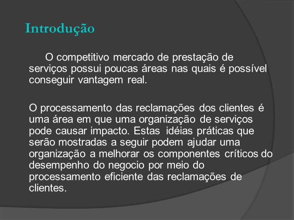 O competitivo mercado de prestação de serviços possui poucas áreas nas quais é possível conseguir vantagem real.