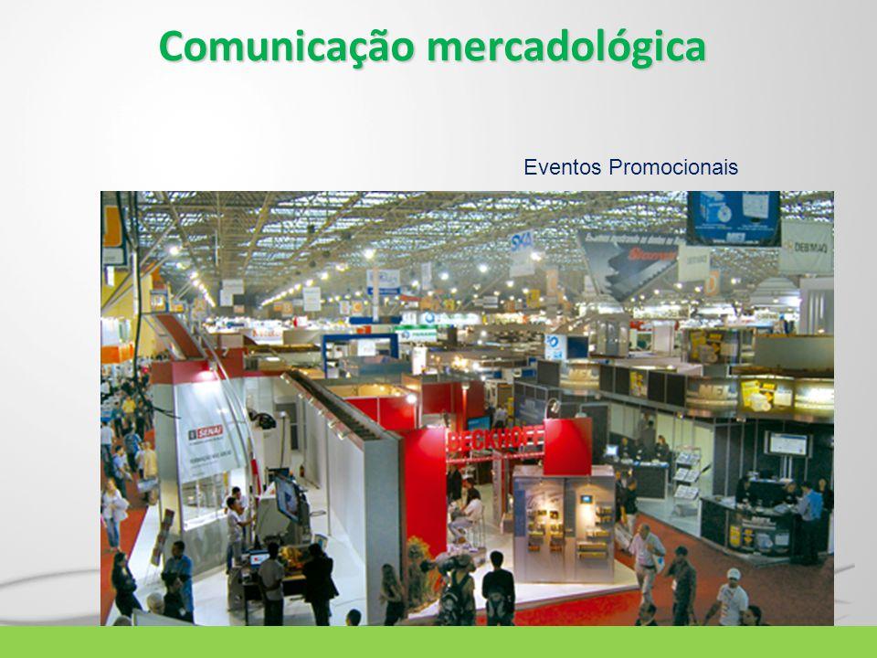 Comunicação mercadológica Eventos Promocionais