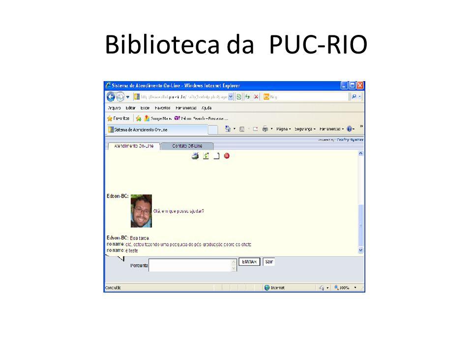Biblioteca da PUC-RIO