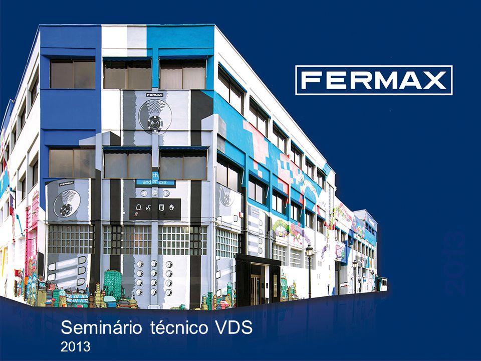 Sistema VDS   Departamento técnico   1 Seminário técnico VDS 2013