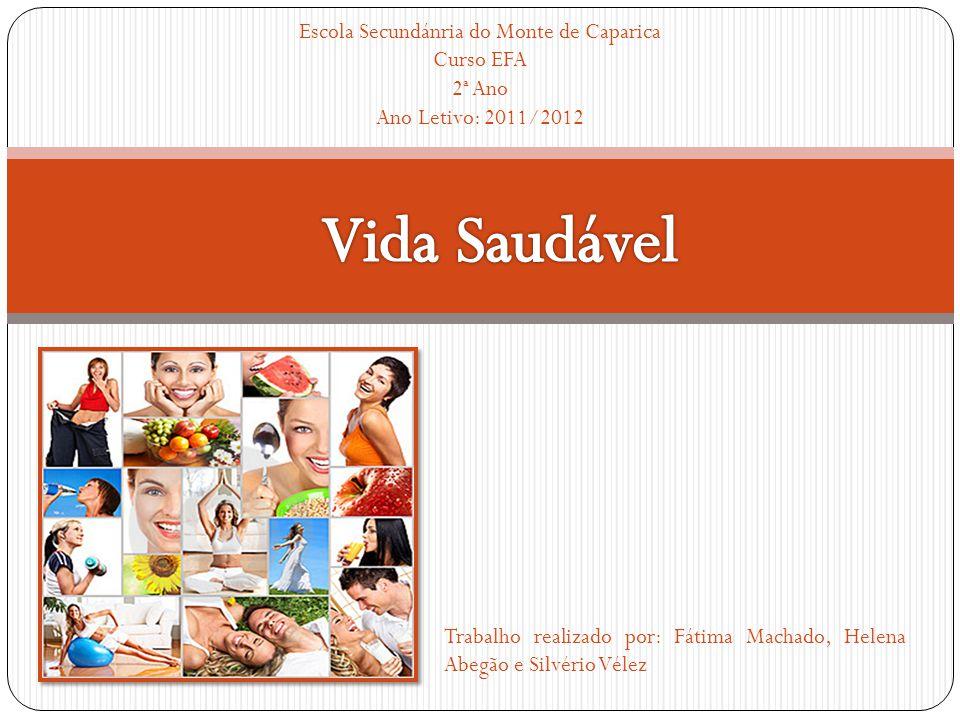 Trabalho realizado por: Fátima Machado, Helena Abegão e Silvério Vélez Escola Secundánria do Monte de Caparica Curso EFA 2ª Ano Ano Letivo: 2011/2012