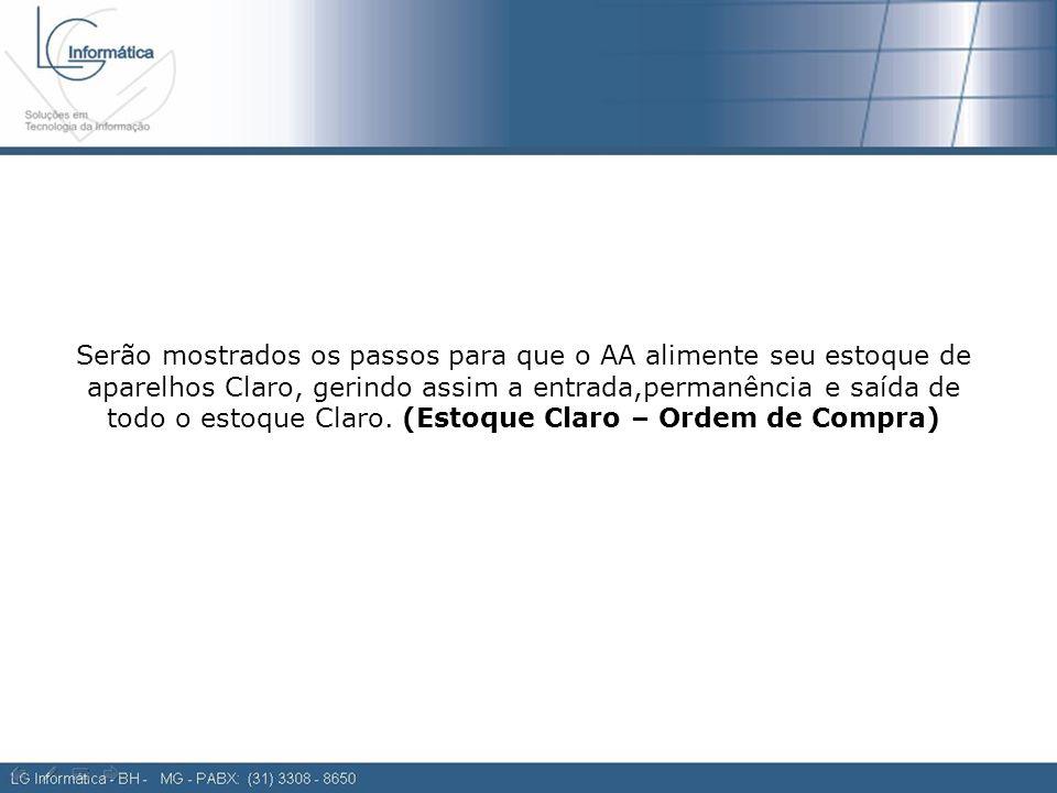 Ordem de compra 2 Digite o CPF/CNPJ do cliente e confirme.