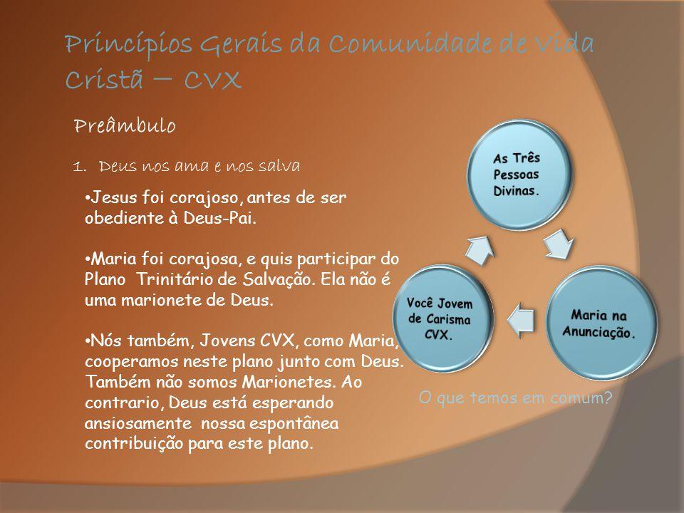 12.Estilo de Vida Contínuo Crescimento pessoal e social Participação na Eucaristia se possível.