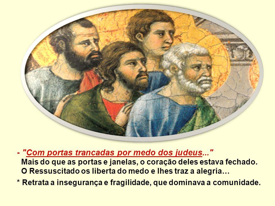 - Na Comunidade: A Assembléia dominical da Comunidade é o lugar privilegiado para encontrar o Ressuscitado e ouvir a sua Palavra. * Não basta rezar em