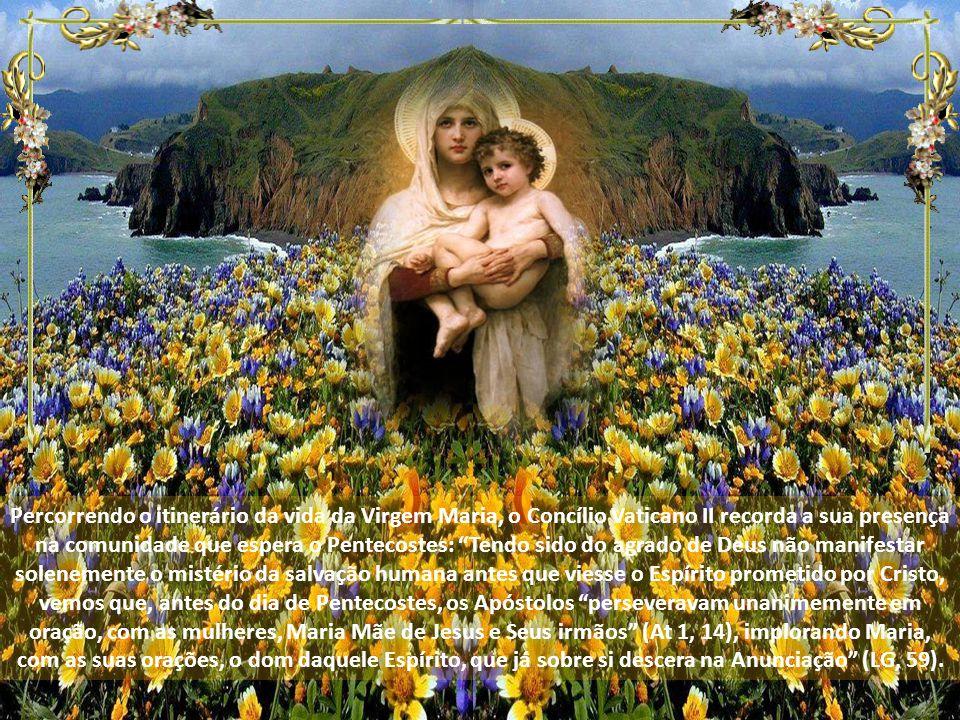 Maria Modelo de Oração