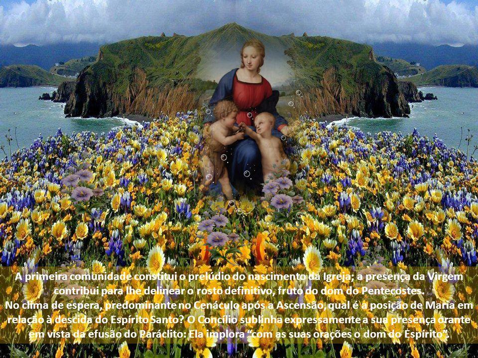 Texto – Catequeses do Papa João Paulo II – Música – Nossa Senhora, Joana – Imagens – Google Formatação Altair Castro 10/11/2012