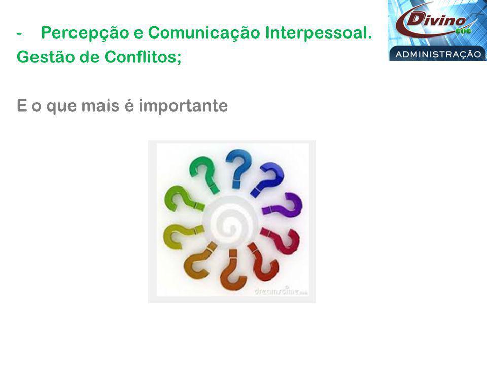 Podemos concluir que a Comunicação, de maneira geral, seja em qual segmento da nossa vida for, é um DESAFIO.