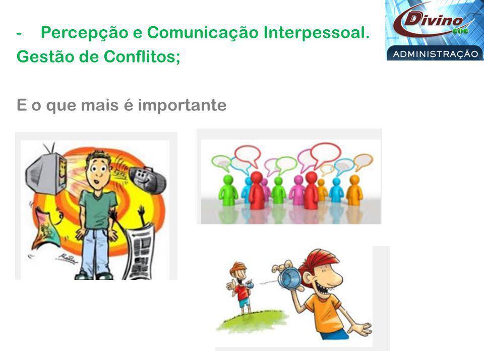 COMUNICAÇÃO E POR QUE NO TRABALHO