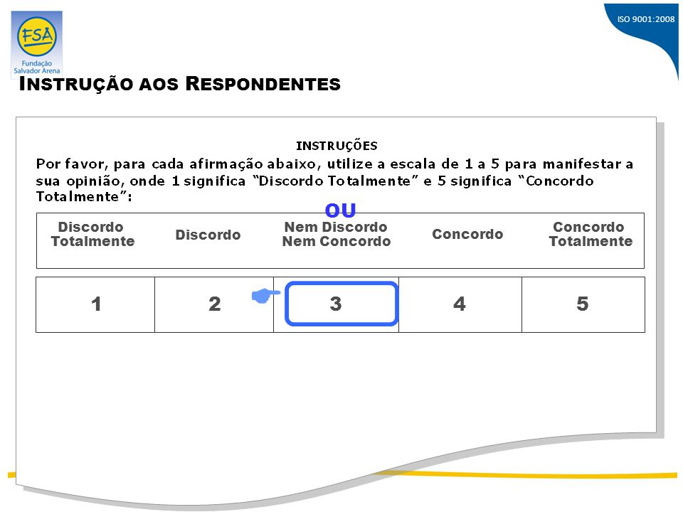 ISO 9001:2008 Tanto faz, Termomecanica e Fundação Salvador Arena são a mesma coisa.