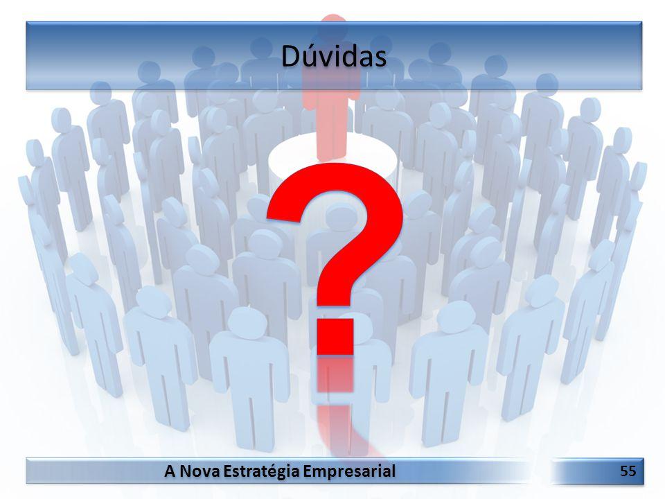 A Nova Estratégia Empresarial 55 Dúvidas