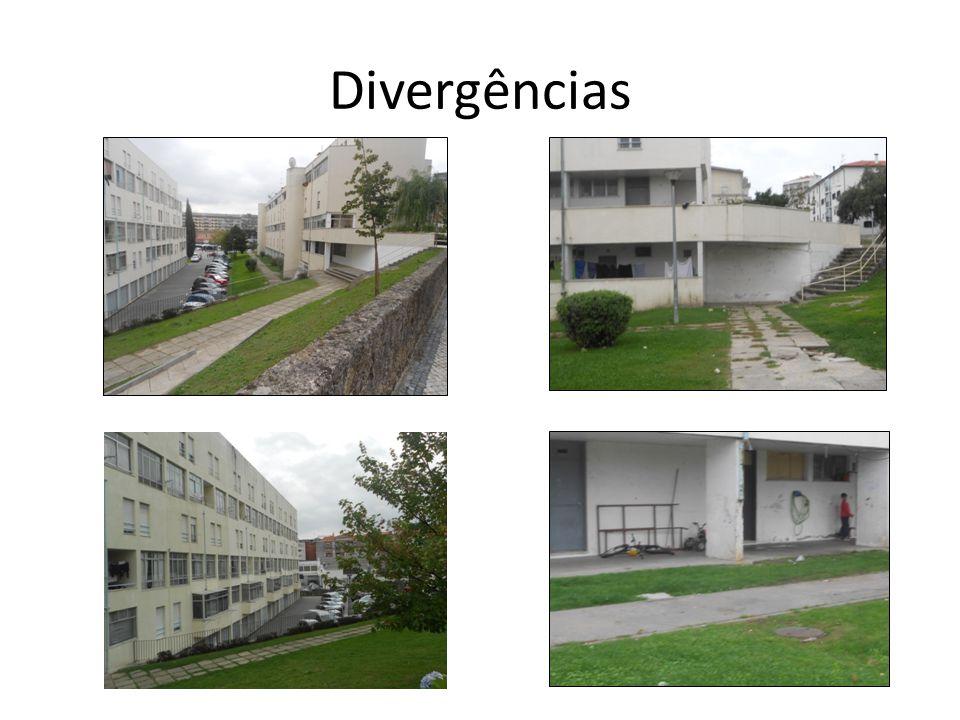 Divergências