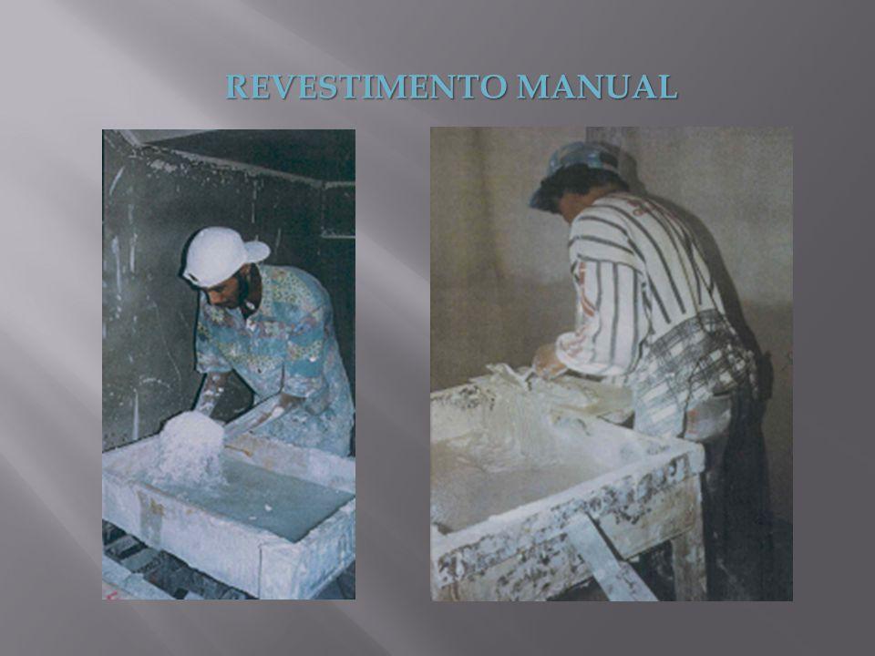 REVESTIMENTO MANUAL