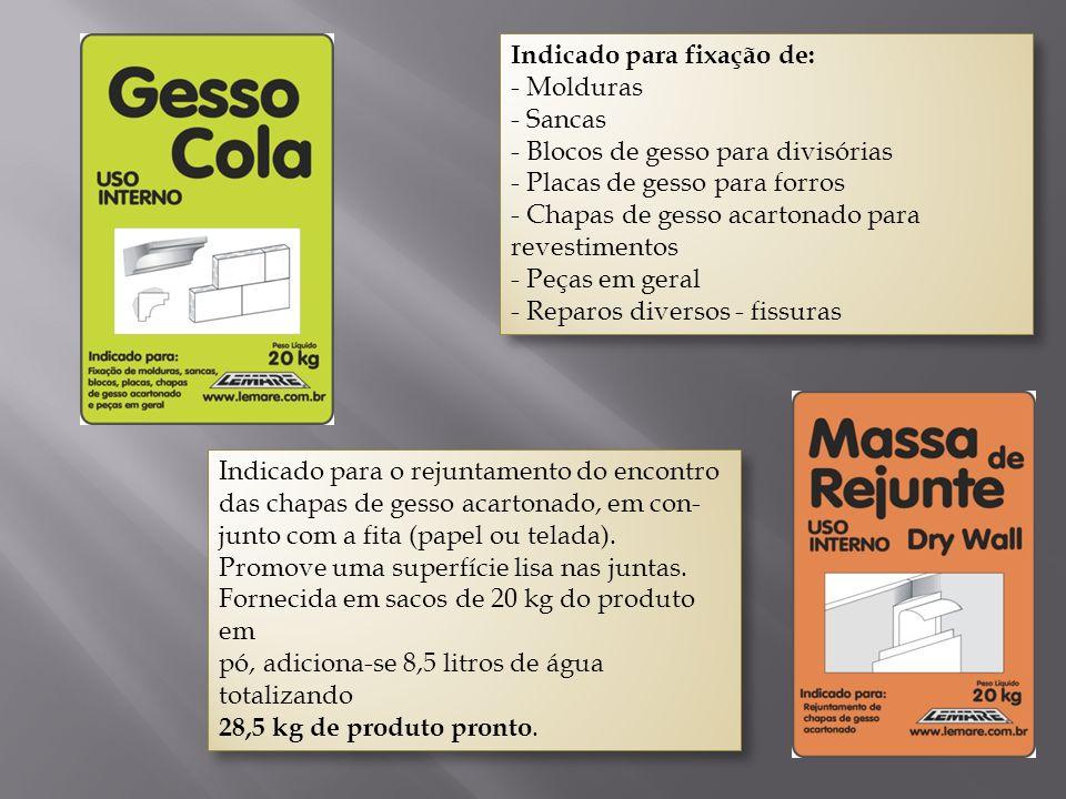 VANTAGENS EM RELAÇÃO AO REVESTIMENTO DE ARGAMASSA Se comparado com revestimento de argamassa + massa corrida.