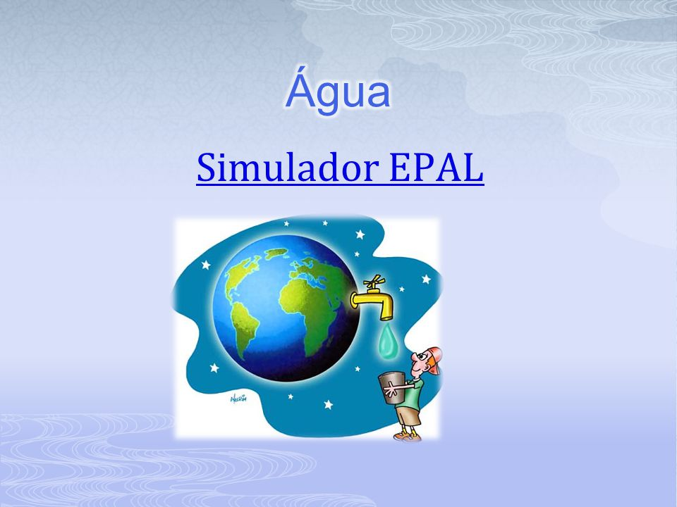 Simulador EPAL