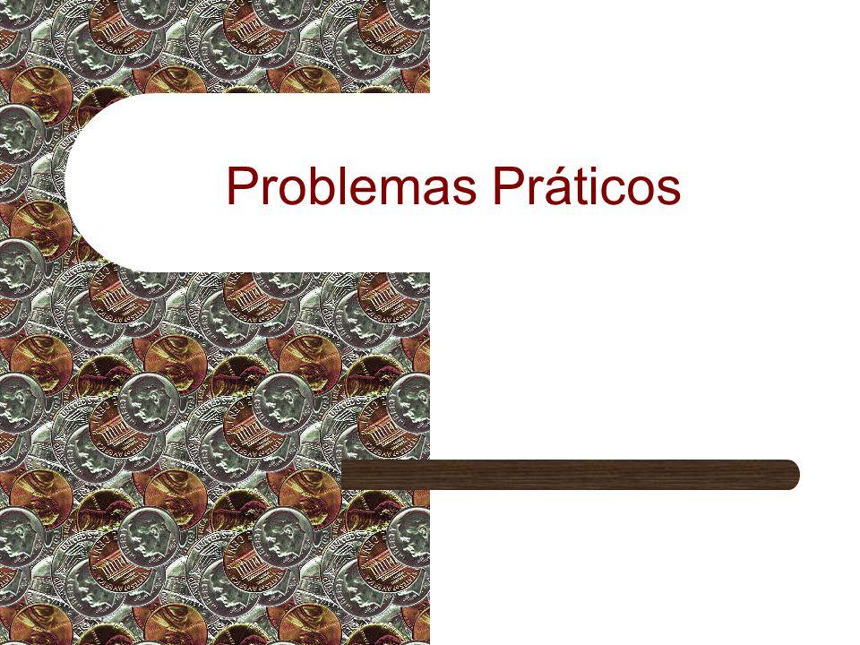 Problemas Práticos