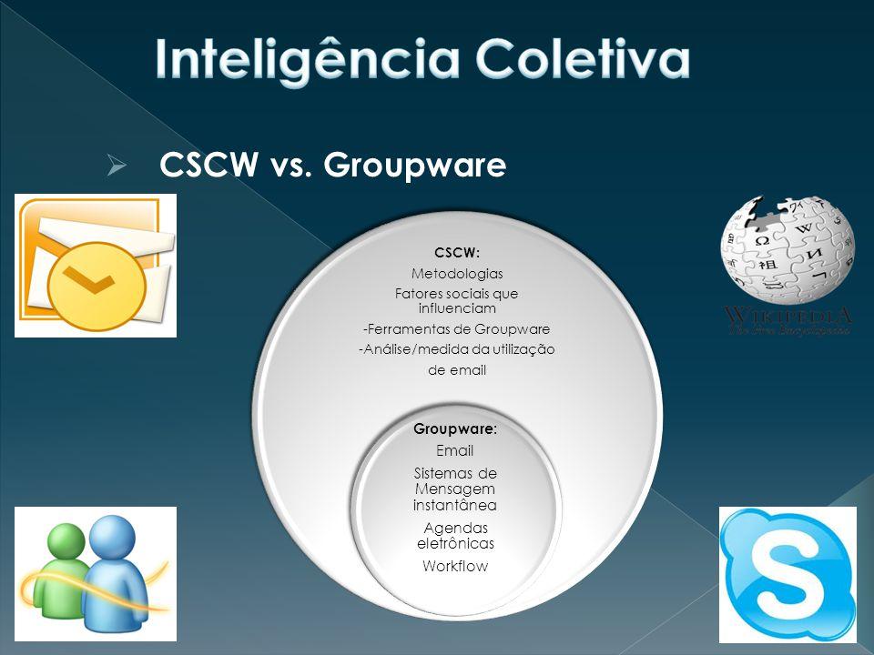  CSCW vs.