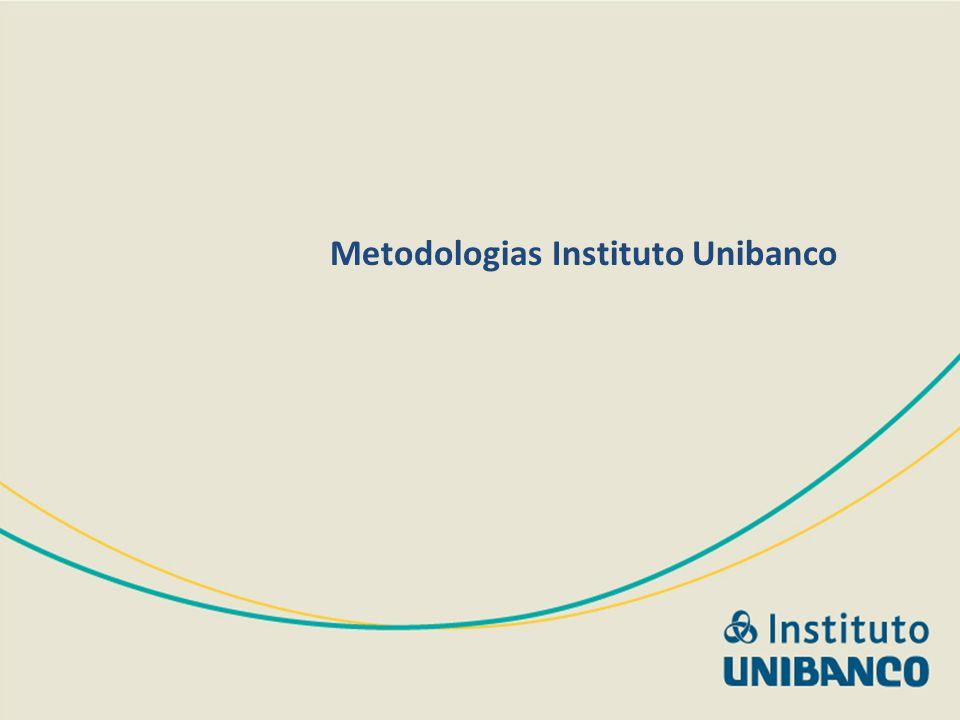 O que é uma Metodologia Instituto Unibanco.