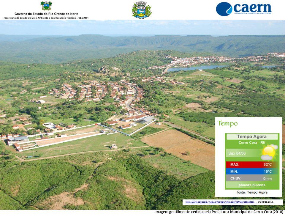 Área Territorial: 394 km² População Total do Município: 10.890 habitantes e urbana 5.013 habitantes, IBGE (2007).