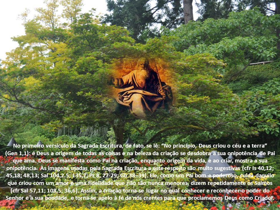 Catequese de Bento XVI: reflexão sobre o Credo 06/02/2013 Formatação – Graziela Música – Poema – Os 3 anjos Imagem – arquivo pessoal