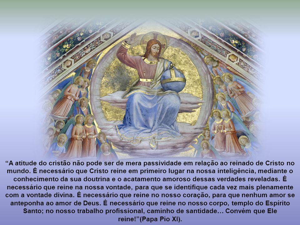 """""""Jesus veio ao mundo para buscar e salvar o que estava perdido; veio em busca dos homens dispersos e afastados de Deus pelo pecado. E como estavam fer"""