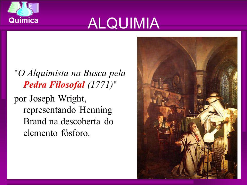 Química MODELOS ATÔMICOS Primeiro modelo atômico Em 1808, criou a hipótese de que a matéria é constituída por partículas.