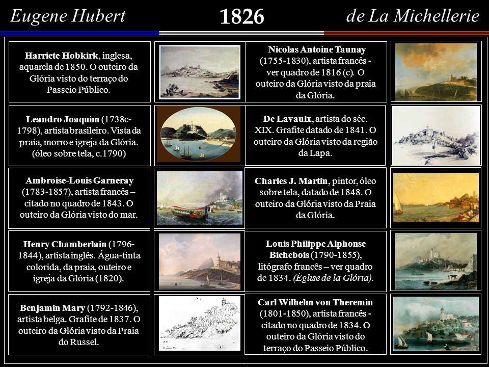 1826 Floresta Aquarela sobre papel (45,6 x 50,5 cm), do pintor e litógrafo francês Edouard Philippe Riviére, que atuou, no Rio de Janeiro, a partir de
