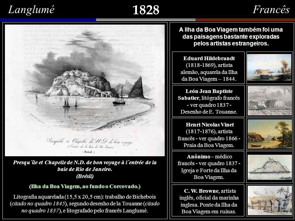 """1828 Felix Taunay Detalhe 1Detalhe 2 Detalhes de uma """"Paisagem Histórica de um Desembarque no Largo do Paço"""", hoje Praça XV de Novembro. Óleo sobre te"""