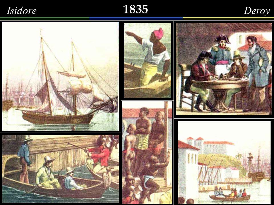1835 Godefroy Engelmann As imagens que vemos, em detalhes, não pertencem a um desenho elaborado por um francês, mas, sim, a um alemão: Johann Mauritz