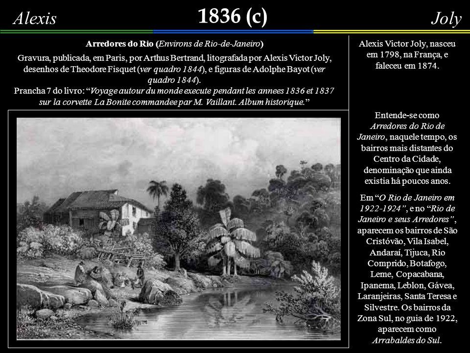 1835 Victor Adam Detalhe 1 Detalhe 2 Detalhes de mais uma gravura do alemão Rugendas, com a participação de artistas franceses na sua impressão: Godef