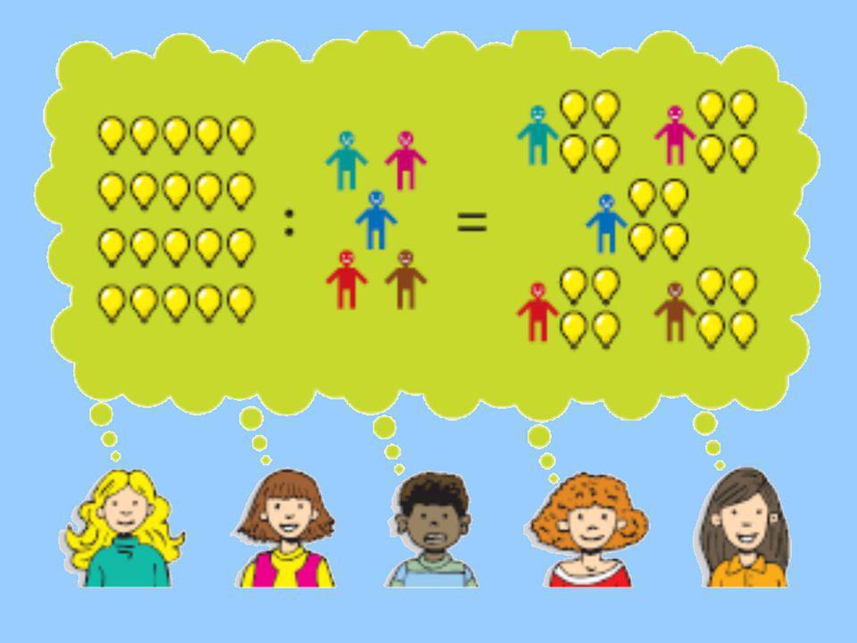 Redistribuindo os balões… A média dos balões é 4.